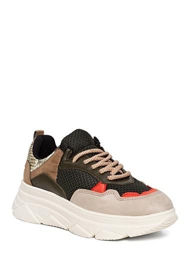 Sole Sisters Sneakers Haki